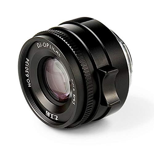 7 handwerkliche 35 mm F2.0 Prime-Objektive für alle Single-Serien für Fuji Metal Micro Black