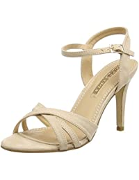 Buffalo Shoes 312703 IMI Suede - Sandalias con Cuña Mujer