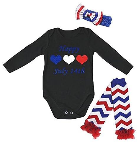 Petitebelle - Body - Bébé (fille) 0 à 24 mois bleu bleu - bleu - M