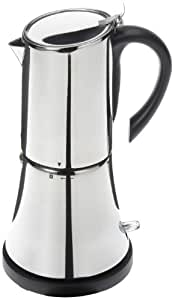 cilio 270037 espressokocher faro elektrisch 6 tassen. Black Bedroom Furniture Sets. Home Design Ideas