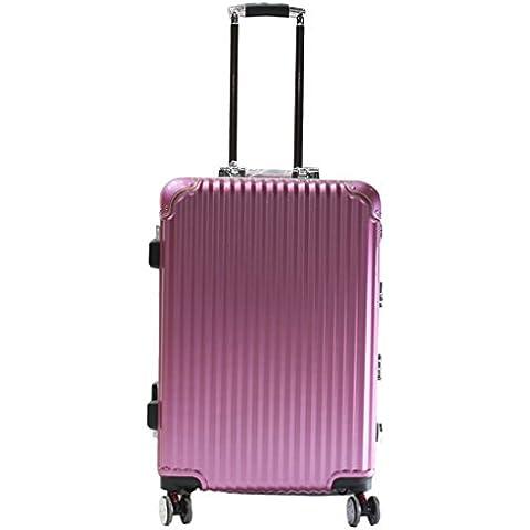 casa Monopoli alluminio resistente cornice trolley valigia waveboard telaio Scratch