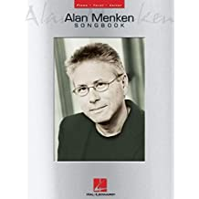 Alan Menken Songbook (Piano Vocal Guitar)