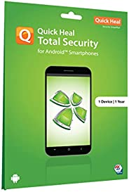 Quick Heal Total Security for Android (Mobile & Tablets) 1 User 1