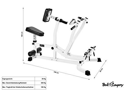 Rudergerät kaufen für ein effizientes Rückentraining kaufen  Bild 1*