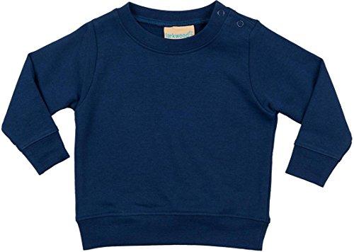 Larkwood - Sudadera de deporte - para bebé niño azul azul marino