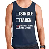 Photo de Coto7 Mentally Dating Avril Lavigne Men's Vest par Coto7