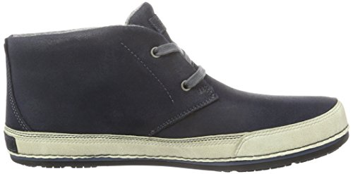 Rockport Herren Jetty Point Chukka Boots Blau (MED BLUE SDE)