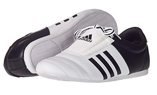 Adidas, scarpe da arti marziali uomo bianco bianco, bianco (bianco), 48 eu