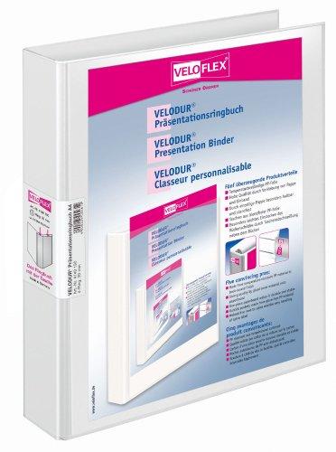 Veloflex VELODUR - Carpeta cartón Polipropileno PP