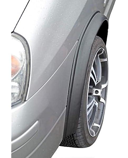 4 Stück Kotflügelverbreiterung 60mm Pro Seite Universell Passend Für Viele Fahrzeuge Auto