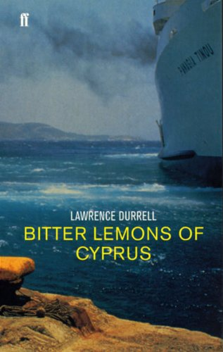 Bitter Lemons of Cyprus (English Edition) por Lawrence Durrell