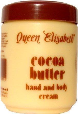 Queen Elisabeth Cocoa Butter Hand & Body Creme 16oz/500ml-Code:QUE001 by Queen Elisabeth