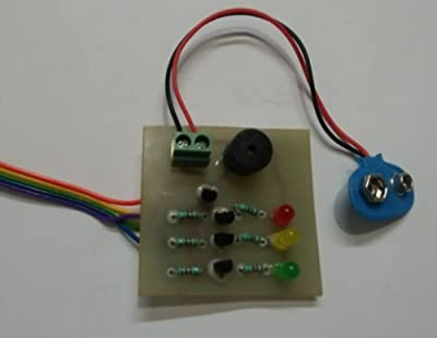 Water Level Indicator Electronic Project Kit For School & College students