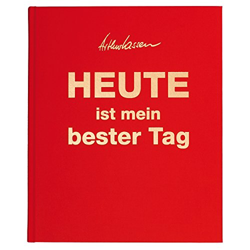 "Luxusedition ""HEUTE ist mein bester Tag"""