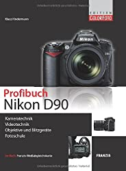 Profibuch Nikon D90