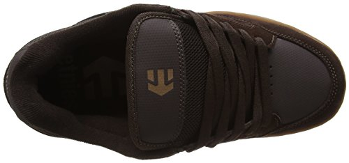 Etnies Swivel Gum, Chaussures de Skateboard Homme Marron (Brown Gum)