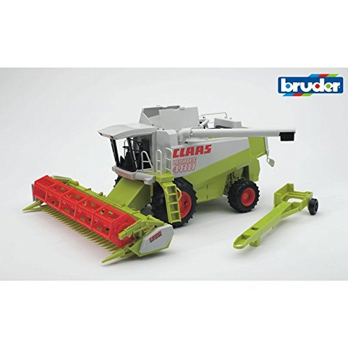 Image of BRUDER MIETITRICE CLAAS 2120