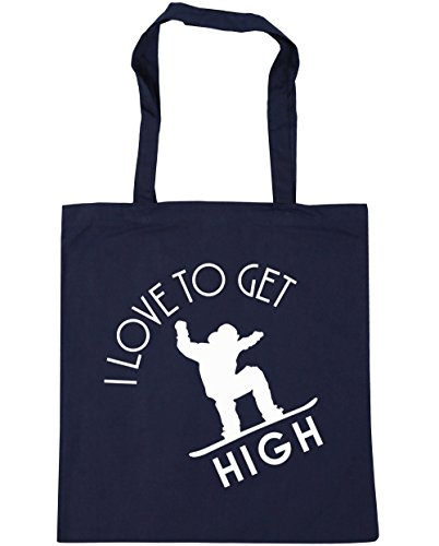 hippowarehouse-i-love-to-get-high-tote-shopping-gym-beach-bag-42cm-x38cm-10-litres