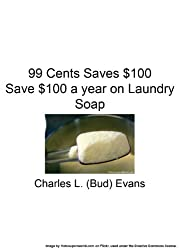 99 Cents Saves $100 Save $100 a year on Laundry Soap