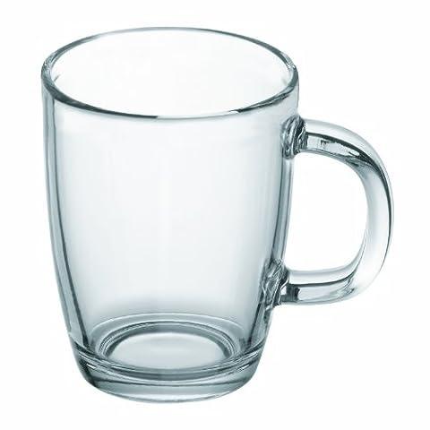 Bodum 11239-10B Bistro Mug Verre Transparent 0.35L