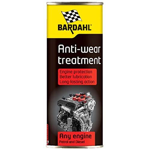Bardahl Engine Anti-Wear Treatment Trattamento Anti Attrito Anti Usura Per Olio Motore 400 ML Long Life
