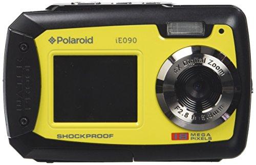 Polaroid iE090 Fotocamera compatta 18MP CCD Nero, Giallo