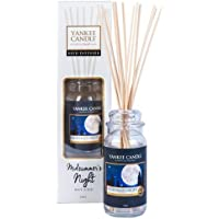 Yankee candle 1315795E Midsummer's Night Classic Reed Diffusori, Legno, Multicolore,