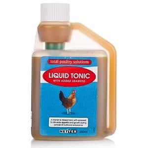 Net Tex Liquid Tonic with Seaweed, 250 ml