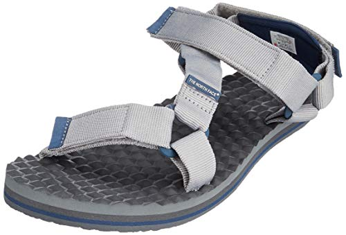 The North Face M Base Camp Switchback Sandal, Sandlai Sportivi Uomo, Grigio (Griffin Zinc Grey G69), 44.5 EU
