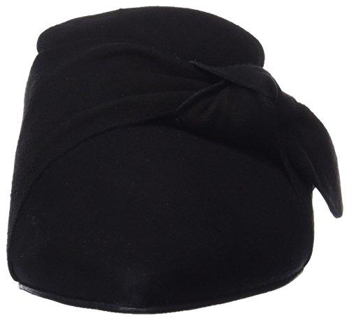 Intropia P963zap06432, Mocassins Femme Noir (Black 600)