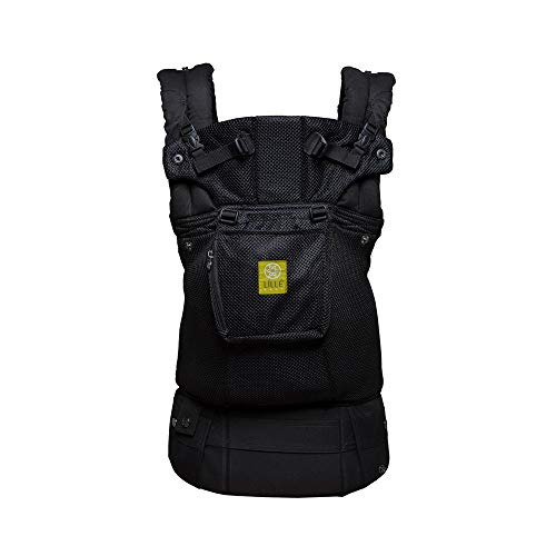 Six Position 360 Ergonomic Baby Child Carrier By Lillebaby The Complete Airflow Black