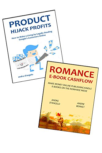 ONLINE HIJACK SYSTEM (2016): MAKE MONEY ONLINE VIA PRODUCT HIJACK PROFITS & ROMANCE EBOOK SYSTEM (2 IN 1 BUNDLE) (English Edition) (Online D Associates)