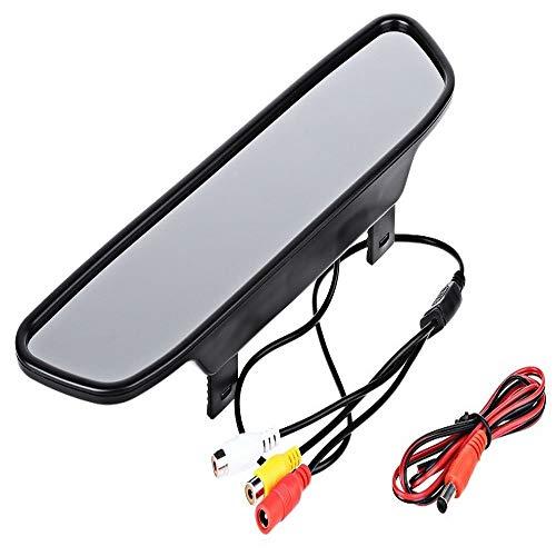 Youtaimei Zufriedenstellendes Produkt Universal 4.3 Zoll Farbe TFT LCD Parkplatz Rückspiegel Monitor Board-kamera-monitor