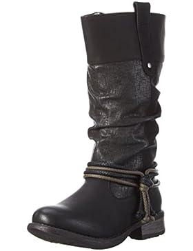 Rieker Damen 97279 Langschaft Stiefel