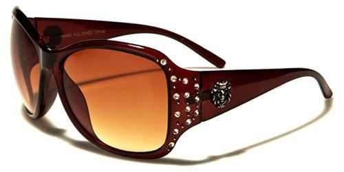 Kleo Sonnenbrillen Modus - Fashion - Stadt - Verhaltenskodex - Moto - Strand / Sicilia braun