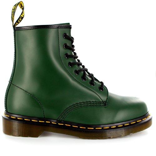 Dr Martens 1460 Worm Wyoming, Boots mixte adulte Vert