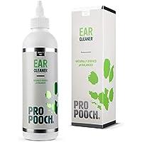 Pro Pooch Ohrenreiniger für Hunde (250 ml)   Eliminiert Jucken, Kopfschütteln & Gerüche in 3 Tagen