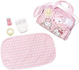 Zapf Creation 700730 Baby Annabell Wickeltasche, bunt