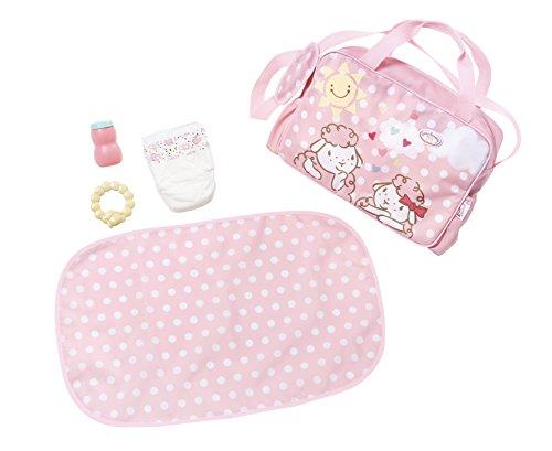 Zapf Baby Annabell Travel Changing Bag Bolsa de pañales para muñecas - Accesorios para muñecas Bolsa...