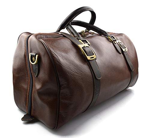 Zoom IMG-3 borsone pelle uomo donna borsa