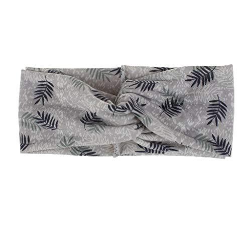 kolila Damen Sport Stirnbänder Sale Ausverkauf Winter Mode Kreuz Wicklung Geflochtenes Stirnband Haarspange Head Wraps (Wrap Wolle Merino Cardigan)