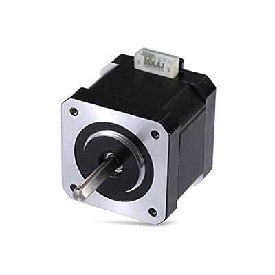 UEETEK 42 Schrittmotor für 3D Drucker 0.9A 3D Drucker Zubehör
