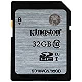 Kingston 32GB SDHC Class 10 Memory Card For Panasonic Lumix DMC-TZ60