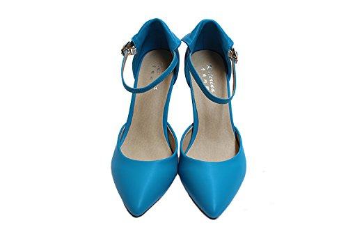 CFP , Bride de cheville femme Bleu