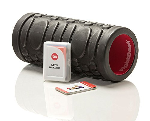 FightBack - Myo Roller - Faszien Massage Rolle inkl. Trainingsplaner