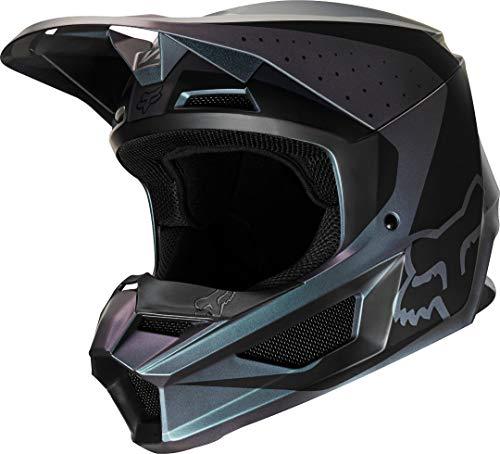 Fox Helmet V-1 Weld Se Black Iri - Motocrosshelme