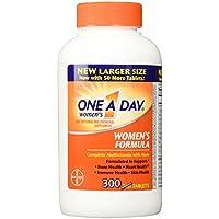 BayerFórmula completo multivitamínico 300 comprimidos de la mujer de ...