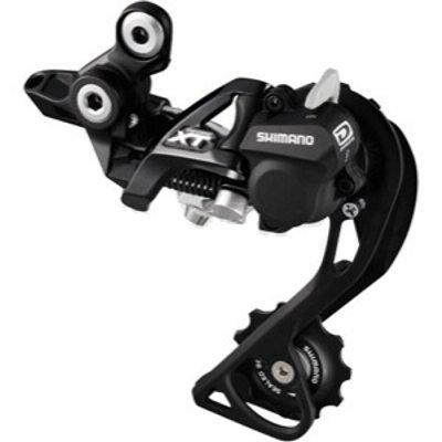 Shimano Deore XT RD-M786 Shadow Plus Schaltwerk 10-fach silber Ausführung langer Käfig, 11-36 Zähne 2018 Mountainbike