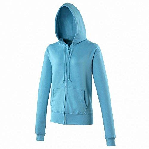 Awdis Girlie Damen Kapuzen Jacke Neues Marineblau