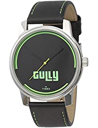 Gully by Timex Sport Analog Green Dial Men's Watch-TW000V818